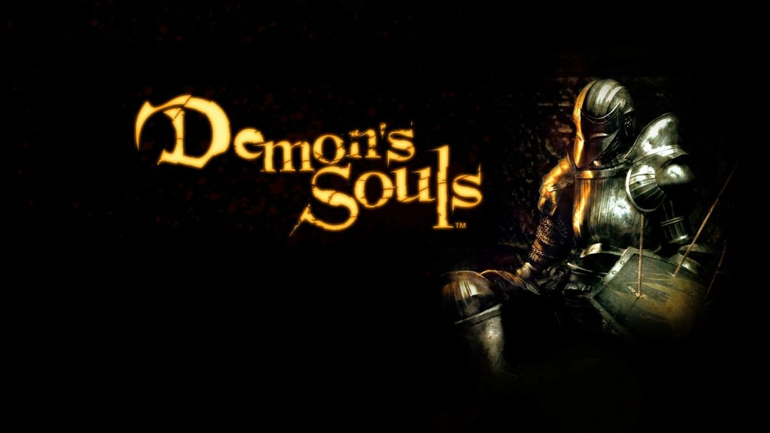 Cover of Demon's Souls