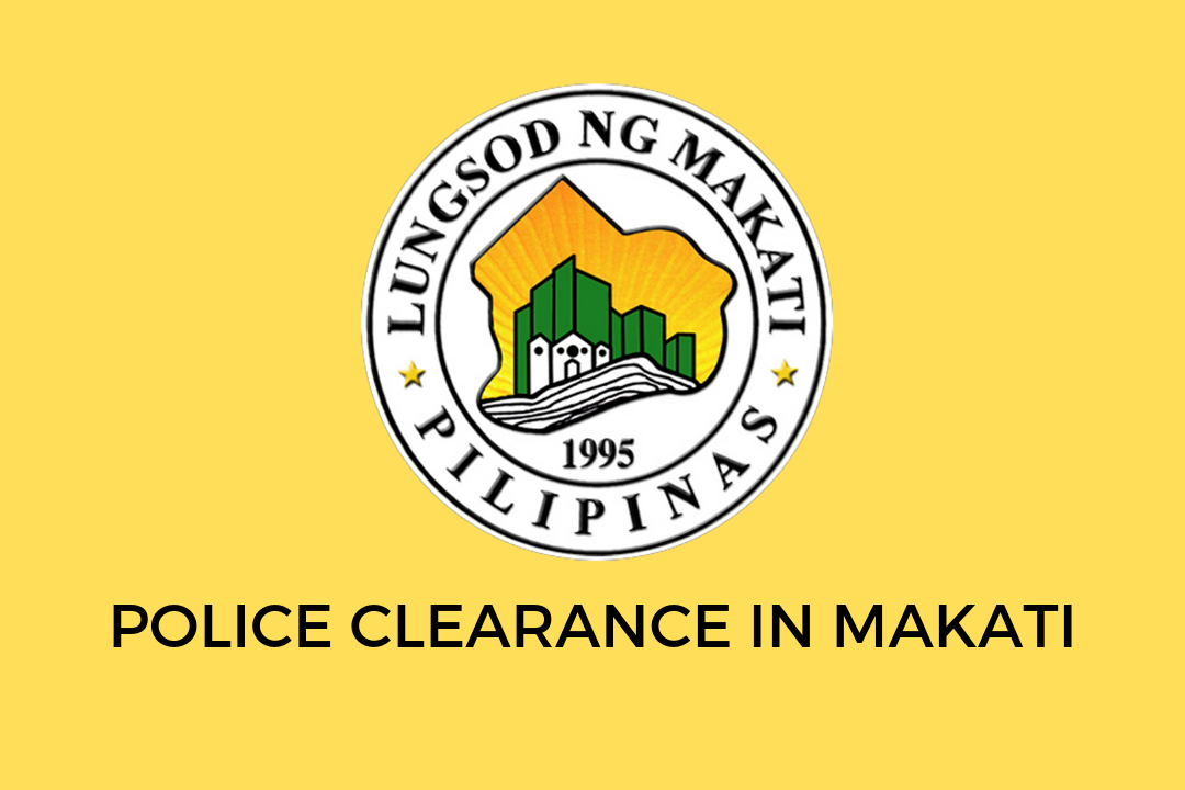 Police Clearance in Makati City (2019 Guide) Cover