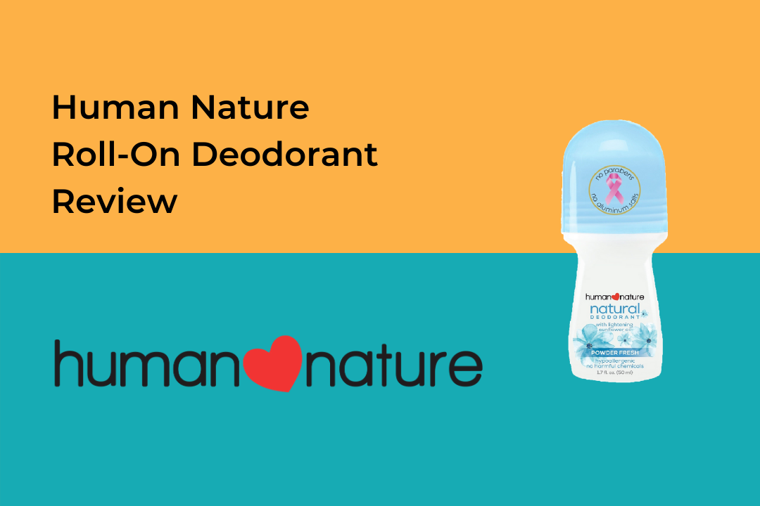Human Nature Roll-On Deodorant Review