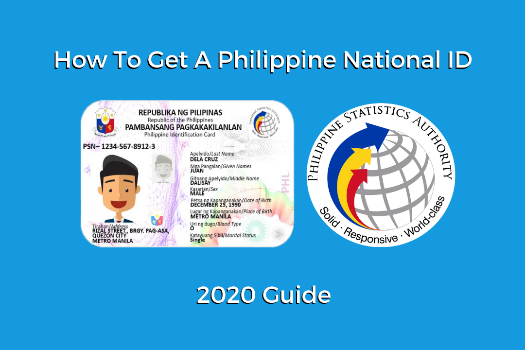How To Get A National ID In The Philippines (2020 Guide)