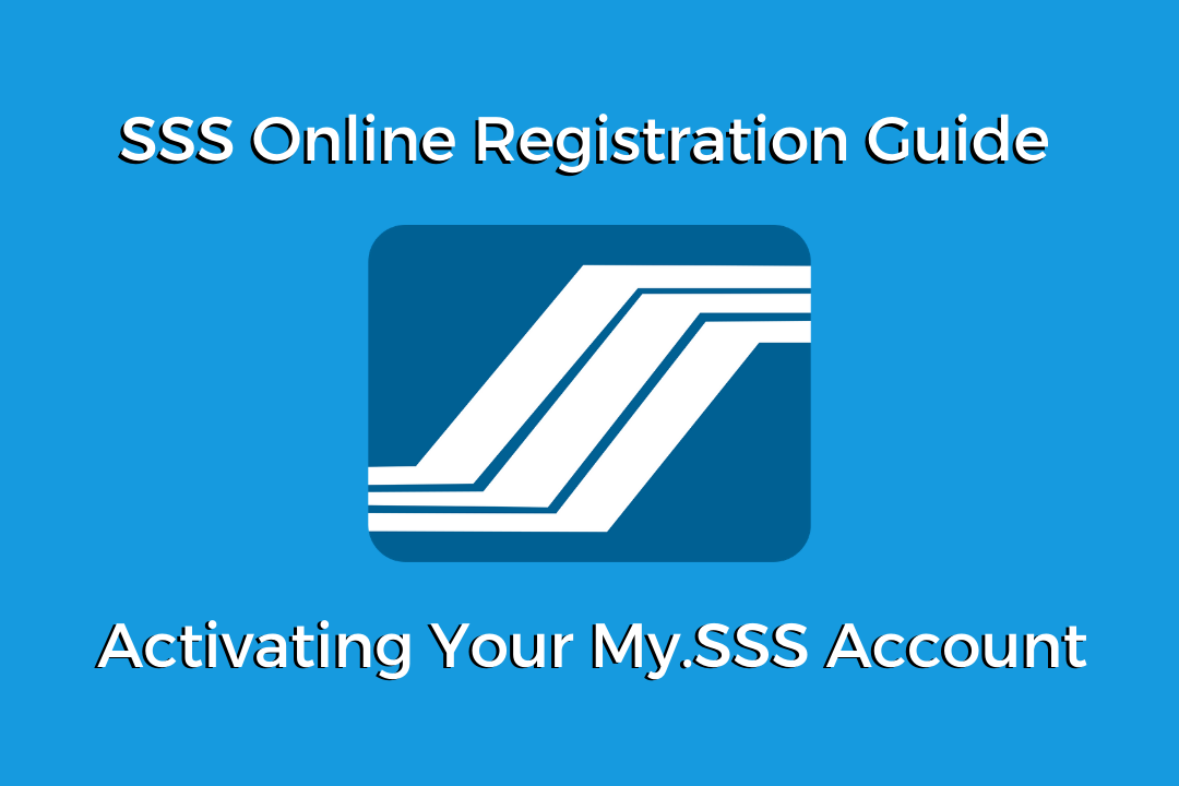 SSS Online Registration Guide